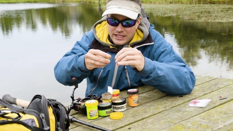 Gordon P Henriksen giver tips til put and take fiskeri